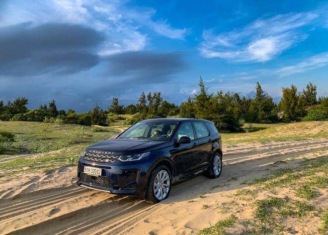 """Trải nghiệm xe Land Rover Discovery, """"chiến mã"""" Off Road dành cho giới nhà giàu - 1"""