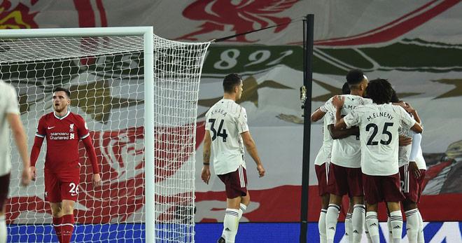 Liverpool khiến SAO Arsenal sợ hãi, vẫn bị huyền thoại MU chê cẩu thả - 1