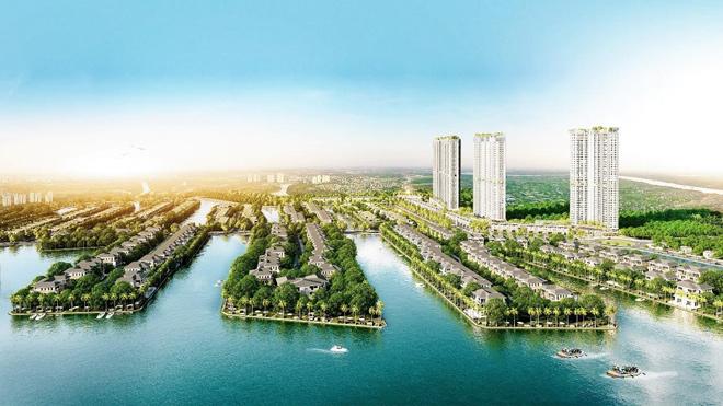 Ecopark ra mắt tòa tháp 5 sao, công bố lấn sân phân khúc nghỉ dưỡng - 1