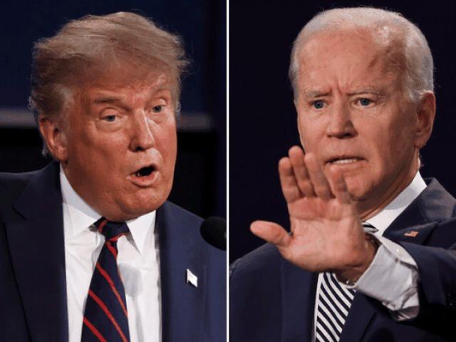 Khảo sát: Ông Biden thể hiện tốt hơn trong buổi tranh luận với ông Trump