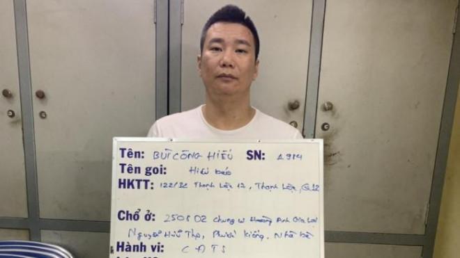 Chỉ đạo đàn em tạt sơn vào quán, giám đốc công ty đòi nợ Thái Dương bị bắt - 1