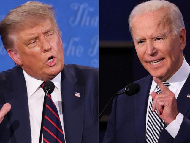 Chiến thuật giúp ông Trump lấn lướt ứng viên Biden trong tranh luận