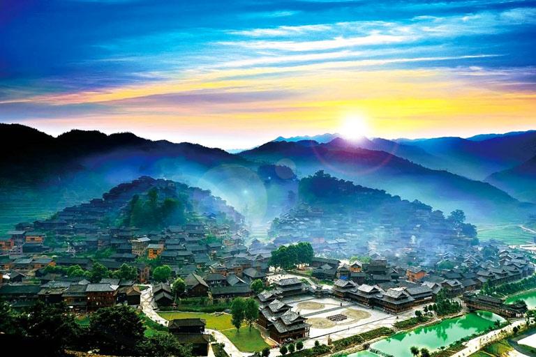 10 thị trấn cổ đẹp mê hồn tại Trung Quốc - 17