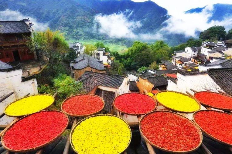 10 thị trấn cổ đẹp mê hồn tại Trung Quốc - 27