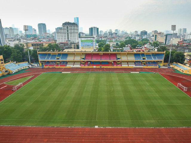 Sân Hàng Đẫy không tổ chức bóng đá nam SEA Games 31 - 1