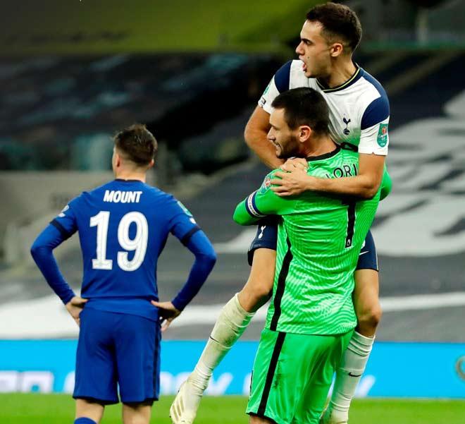 Werner rực sáng như Ronaldo, Chelsea đen đủi thua Tottenham đấu luân lưu - 2