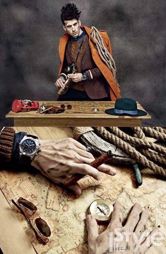 Đồng hồ đẹp cho chàng công tử thời @ - 7