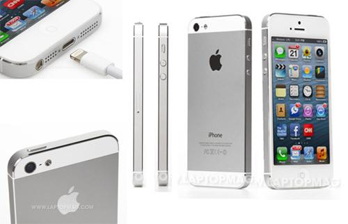10 điểm iPhone 5 đánh bại điện thoại Android (P1) - 1