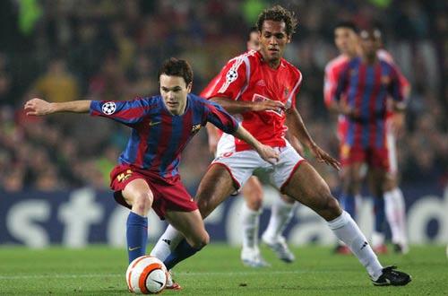 Benfica đủ sức cầm hòa Barca? - 1