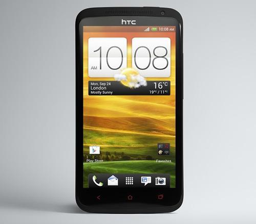 """HTC One X+ """"đối thủ"""" iPhone 5 - 1"""