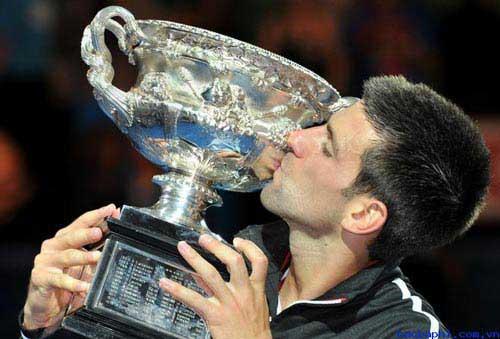 Australian Open 2013 lập kỉ lục tiền thưởng - 1