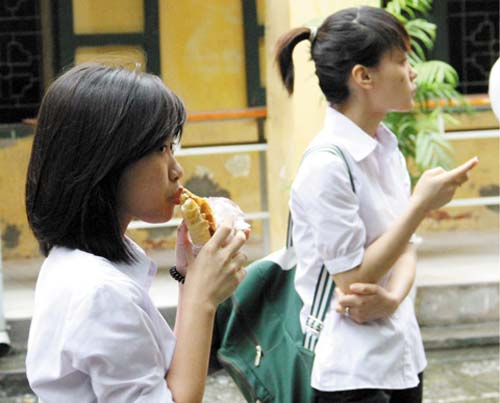 Học sinh bỏ bữa sáng dễ suy dinh dưỡng - 1