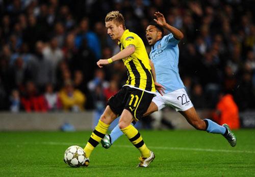 Man City - Dortmund: Đôi công hấp dẫn - 1