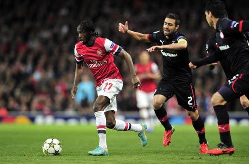 Arsenal - Olympiakos: Sức mạnh khó cưỡng - 1