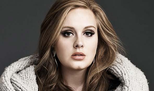 Vẽ mắt bí ẩn như Adele - 1
