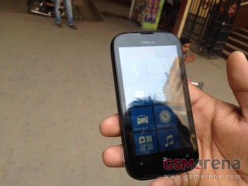 Nokia Lumia 510 giá rẻ lộ diện - 1