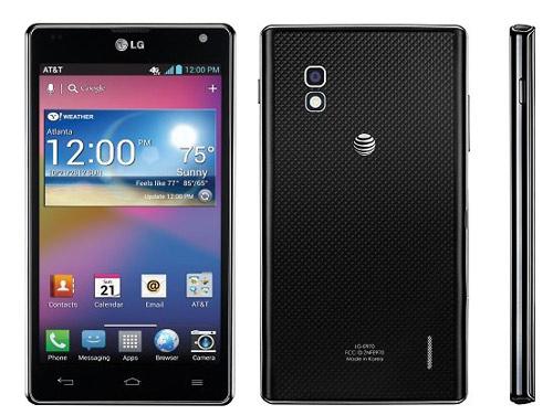LG Optimus G cập bến Mỹ - 1