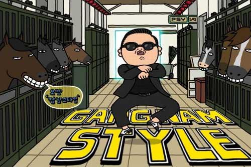 Lý do Gangnam Style gây sốt rất đơn giản - 1