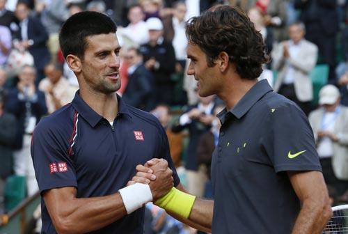Djokovic tiếm ngôi Federer vào cuối năm? - 1