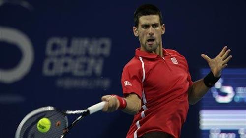 Djokovic - Melzer: Sức mạnh vượt trội (Video tứ kết China Open) - 1