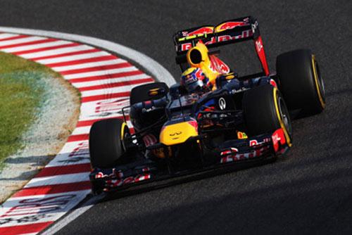 F1 - Chạy thử Japan GP: Tâm điểm Webber - 1