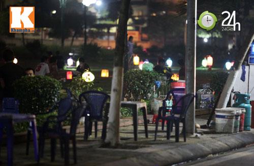 Hà Nội: Công viên thành quán đèn lồng - 1