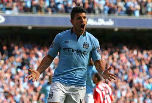 Man City - Sunderland: Thuyết phục - 1