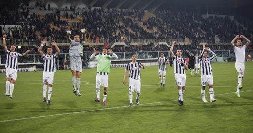Siena – Juventus: Khó cho chủ nhà - 1