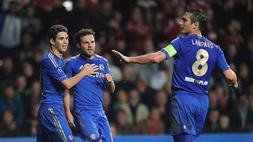 Chelsea: Cơn lốc màu xanh - 1