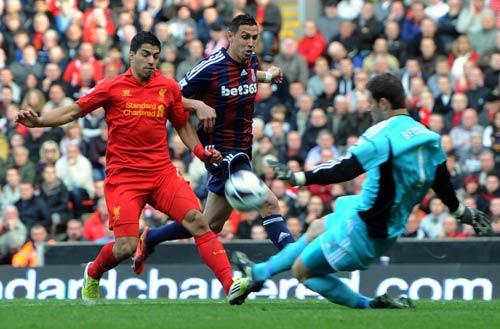 Liverpool - Stoke: Bất lực - 1