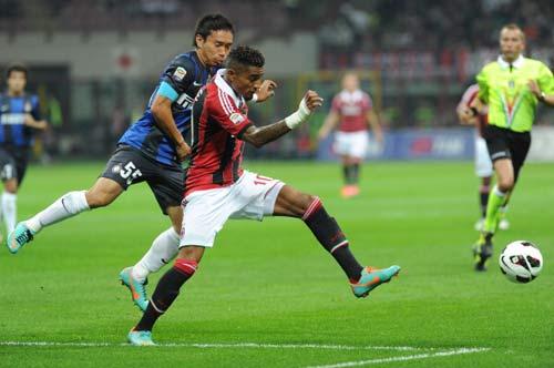 Milan - Inter: Nghẹt thở - 1