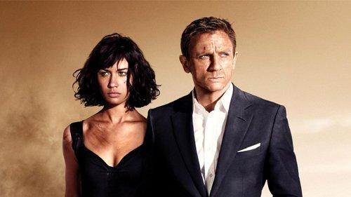 Những Bond girl quyến rũ nhất màn ảnh - 1