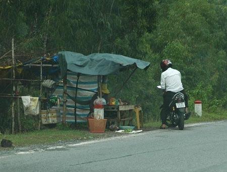 Chợ thịt thú hoang bên rừng Trường Sơn - 1