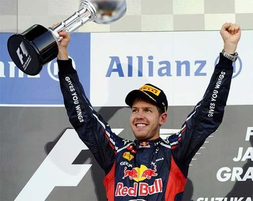 F1- Japanese GP: Vua vẫn là vua - 1