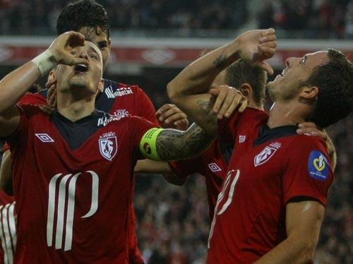 Ligue 1 sau vòng 8: Giải khát và thèm khát - 1