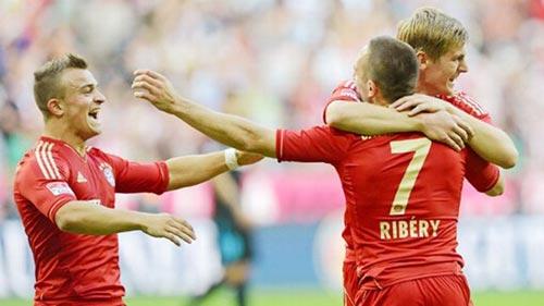 Bayern khởi đầu ấn tượng nhất lịch sử Bundesliga: Sau kỷ lục sẽ là gì? - 1