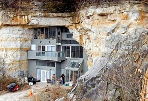 10 ngôi nhà lý tưởng nằm trong lòng đất - 1