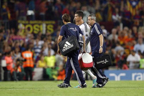 "Ronaldo: ""Biểu tượng mới"" của El Clasico - 1"