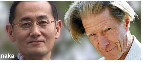 Anh - Nhật chia nhau Nobel Y học 2012 - 1