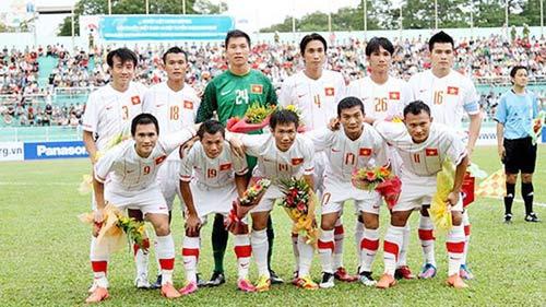 """""""ĐTVN muốn giành vé dự Asian Cup 2015"""" - 1"""