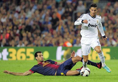 Barca coi chừng: Real đang mạnh lên - 1