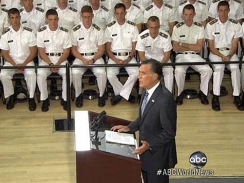 Ứng viên tổng thống Mỹ Romney bị chê - 1