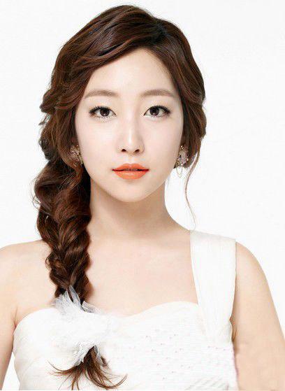 11 kiểu tóc cô dâu đẹp nhất của Hàn Quốc - 1