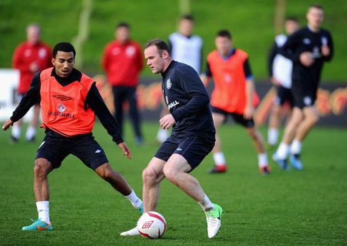 """Rooney và giấc mộng """"Cantona nước Anh"""" - 1"""