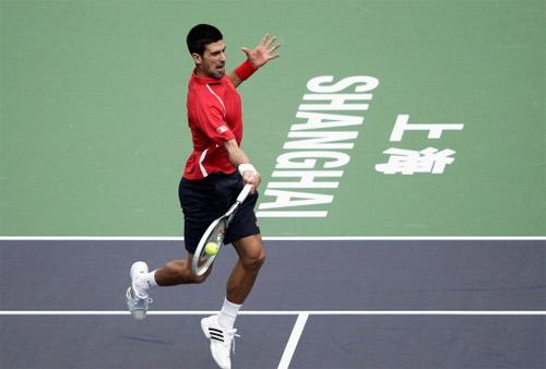 Djokovic – Lopez: Gọn gàng (Thượng Hải Masters) - 1