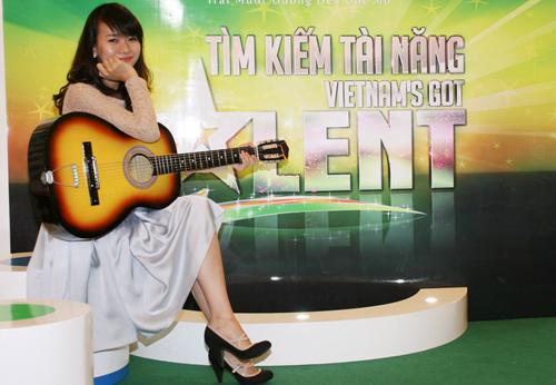 VN Got Talent có bản sao Taylor Swift - 1