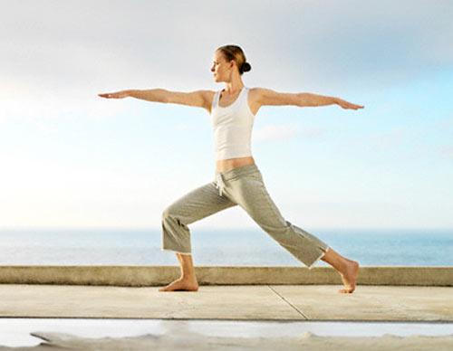 Càng ít vận động càng dễ bị stress - 1