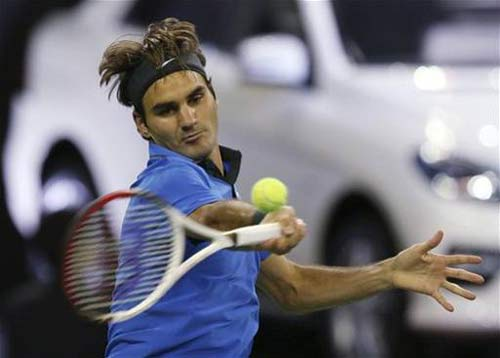 Federer – Wawrinka: Ngược dòng (Thượng Hải Masters) - 1