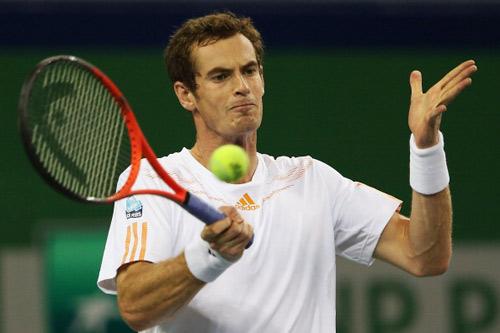 Djokovic, Murray tiến như vũ bão - 1