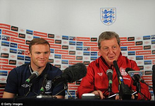 ĐT Anh: Sứ mệnh trên vai Rooney - 1